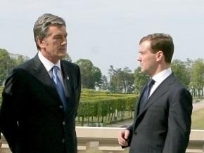Карасев заявил, что  Ющенко не политический подросток , чтобы отвечать в стиле Медведева