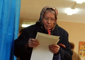 Мировой конгресс украинцев считает, что подсчет голосов затягивают преднамеренно