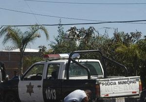 В Мексике ищут музыкантов, пропавших после концерта