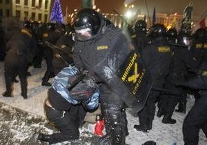 Россия призвала Беларусь соблюдать права человека