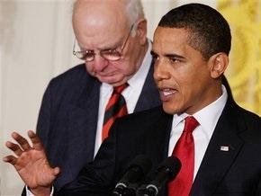 Обама призвал Конгресс принять его антикризисный план во избежание катастрофы
