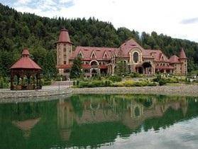 Сегодня: Соседи карпатской резиденции Ющенко взволнованы намерением создать национальный парк