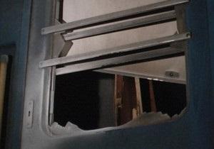 СБУ назвала причину взрыва в поезде Черновцы-Киев