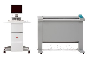 Сканер Oce TDS320S — первый шаг к цифровому будущему!
