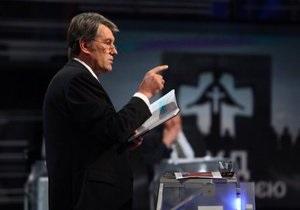 Ющенко: Генпрокуратура передала в суд дело о Голодоморе