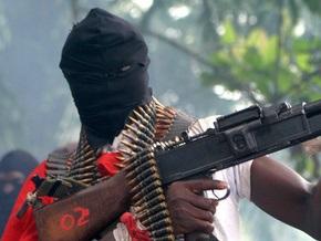 Нигерийские боевики освободили украинца и двоих россиян