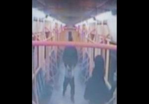 В киевском метро мужчина пытался изнасиловать девушку