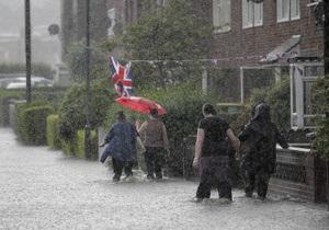 В Британии готовятся к наводнениям