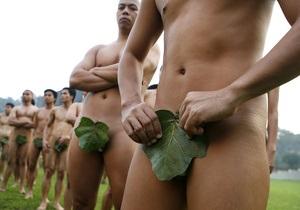 В Испании установили рекорд по числу нудистов на пляже