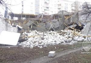 Обрушившийся в начале января супермаркет в Одессе не принадлежал ТОВ Таврия В - опровержение