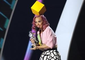 Главный приз MTV Video Music Awards завоевала Кэти Перри