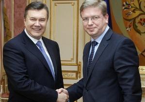 Ъ узнал, чем закончится саммит Украина - ЕС в Киеве