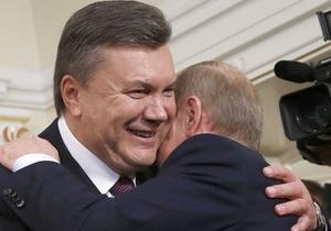Новости Украины - Янукович: Янукович сегодня посетит Россию с рабочим визитом