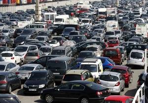 В Милане на 10 часов перекроют автомобильное движение