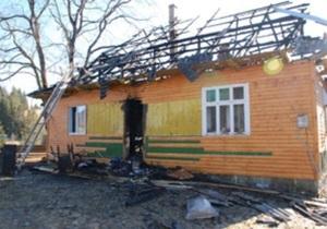 В Ивано-Франковской области вследствие пожара погибла девятилетняя школьница