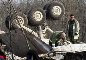 РИА Новости: Россия передала Польше записи переговоров диспетчеров смоленского аэродрома