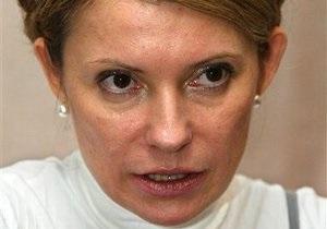 Тимошенко - Щербань - убийство Щербаня - Тимошенко подала жалобу на замначальника Качановской колонии