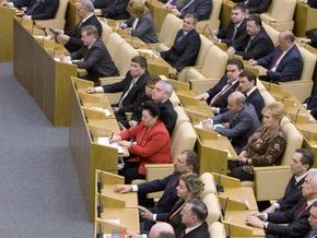 В Госдуму РФ будут попадать депутаты от партий, не преодолевших барьер