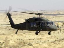 В Ираке разбились два вертолета ВВС США