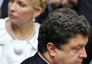 Порошенко считает, что Тимошенко дала эмоциональную оценку деятельности МИДа