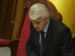 Литвин: Сейчас ведется работа с целью развала коалиции