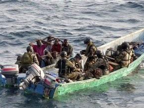В 2010 году Украина присоединится к антипиратской операции ЕС