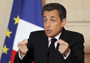 Саркози: Каддафи должен уйти