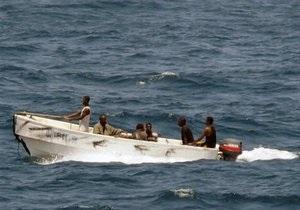 Евросоюз подтвердил информацию о захвате пиратами судна с украинцами на борту