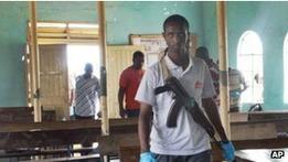 Взрывы у христианских церквей в Кении: 16 погибших