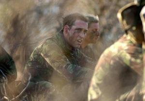 Принц Уильям покинет службу в ВВС