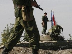 Россия начала развертывание военных баз в Абхазии и Южной Осетии