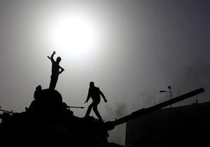 Боевики атаковали штаб-квартиру сил безопасности Египта на Синае