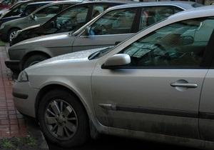 Мошенники предлагают киевским водителям выкупить номерные знаки собственных машин