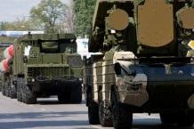 Российские военные тайно перебросили боевую технику на окраины Севастополя - СМИ