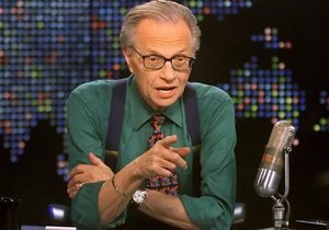 Знаменитый ведущий CNN Ларри Кинг объявил об уходе из легендарного ток-шоу