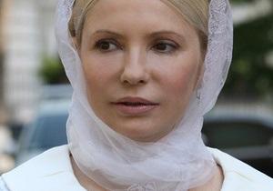 Массажист Тимошенко подала все документы и будет допущена к экс-премьеру