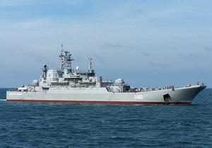ВМС Украины планируют наращивать свое присутствие в Черном и Средиземном морях