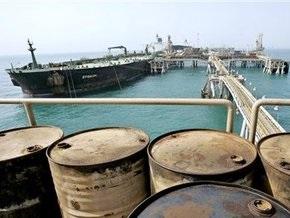 В Украину начала поступать каспийская нефть