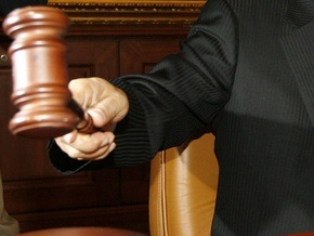 Глава Конституционного суда России отрицает  репрессии  в отношении судей