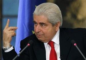 Президент Кипра распустил правительство