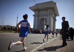 КНДР: марафон и ядерные угрозы