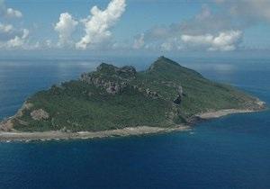 Спорные острова: Китай выгнал береговую охрану Японии из акватории островов Сенкаку