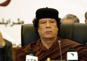 СМИ: Кузен Каддафи бежал в Египет