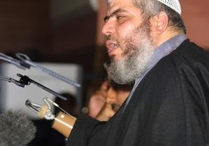 Выдача однорукого имама: Суд в Лондоне отклонил апелляцию Абу Хамзы об экстрадиции в США