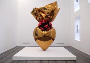 Фотогалерея: Большое сердце. Четыре новые выставки в PinchukArtCentre