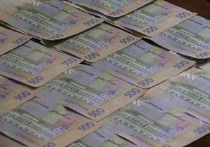 В Днепропетровской области двое чиновников попались на взятке в 440 тысяч гривен