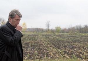 Президент пророчит Украине лидерство по производству рапса в Европе