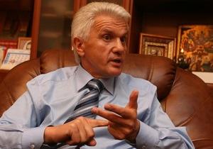 Литвин заявил о возможности изменения закона о выборах после первого тура