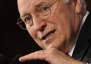 Бывший вице-президент США Дик Чейни госпитализирован в больницу Вашингтона