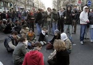Во Франции уровень безработицы достиг максимума